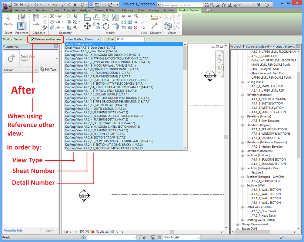 Revit View Name By Sheet Number